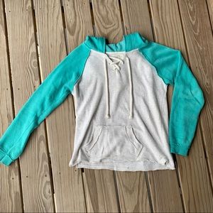 Off White Ocean Drive Sweatshirt